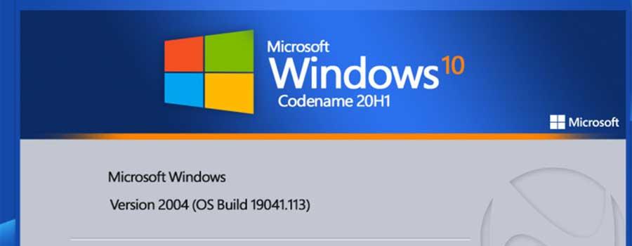 Danh sách các lỗi trên Windows 10 2004 đã biết và cách xử lý