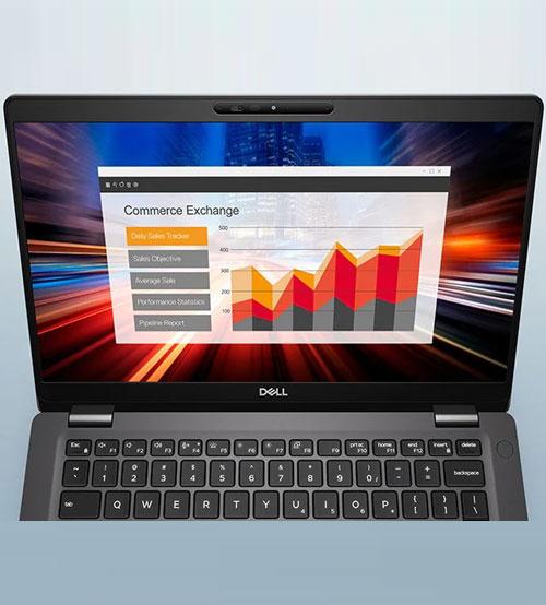 Dell Latitude 5300 - Core i7 8665u 16Gb 256Gb SSD 13.3″ FHD - New