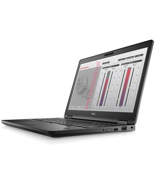 Dell Precision 3530 - Intel Core i7 8850H 16Gb-RAM 512Gb-SSD 15.6″ Full-HD – New