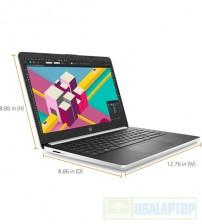 HP Notebook 14-dq1037wm (Core i3 4gb 128gb SSD 14 inch HD)