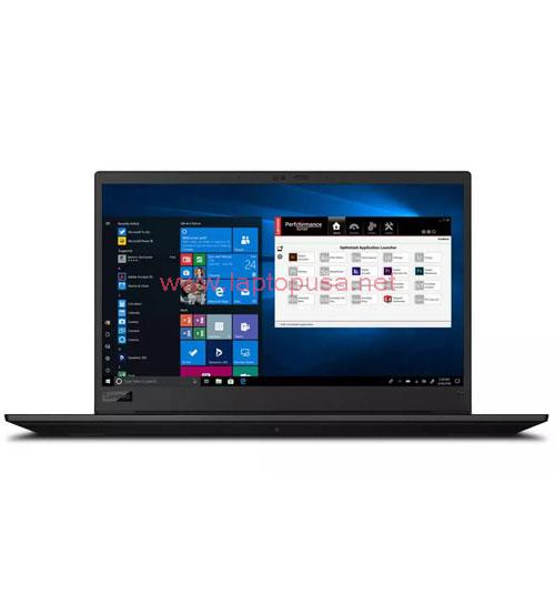 Lenovo ThinkPad P1 Gen 3 Mobile Workstation - 10th Core i7 32Gb RAM 1Tb SSD 15.6″ FHD - New