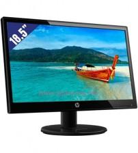 Monitor LCD HP 19KA 18.5 Inch Wide HD  - New