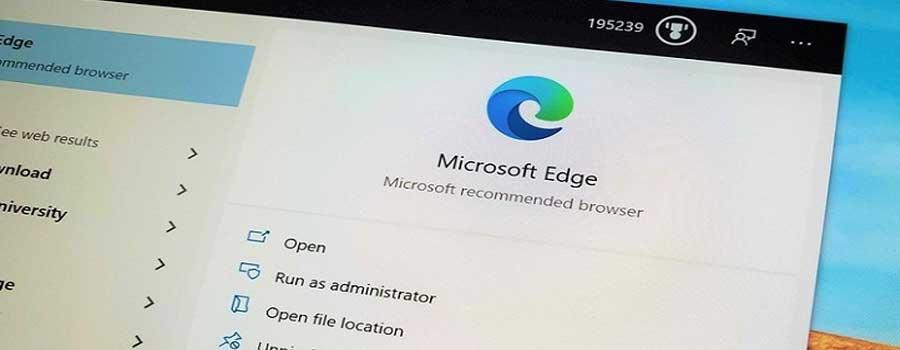 Trình duyệt Edge Chromium ngày càng được yêu thích, Windows 10 bất ngờ giảm nhẹ thị phần